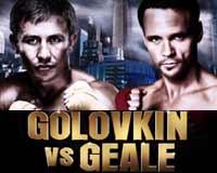 Gennady Golovkin vs Daniel Geale - full fight Video 2014 WBA