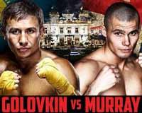Gennady Golovkin vs Martin Murray - full fight Video 2015 result