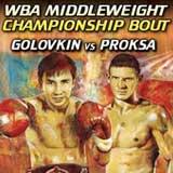 Video - Gennady Golovkin vs Grzegorz Proksa - full fight video WBA, IBO