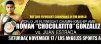 Roman Gonzalez vs Juan Francisco Estrada - full fight Video pelea WBA