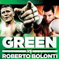Danny Green vs Roberto Bolonti - full fight Video 2015 pelea