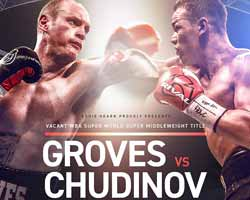 George Groves vs Fedor Chudinov - full fight Video 2017 WBA