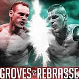 George Groves vs Christopher Rebrasse - full fight Video 2014