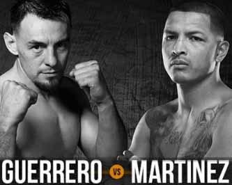 Robert Guerrero vs Aaron Martinez - full fight Video 2015 result