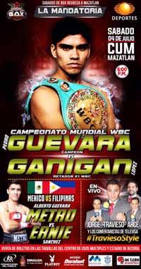 Alberto Guevara vs Oscar Blanquet - full fight Video 2015 pelea