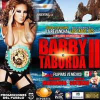 Alberto Guevara vs Magbanua - full fight Video 2015 pelea