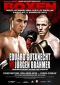 Eduard Gutknecht vs Juergen Braehmer - full fight Video EBU 2013