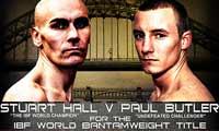 Stuart Hall vs Paul Butler - full fight Video 2014 - result