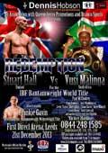 Stuart Hall vs Vusi Malinga - full fight Video IBF 2013-12-21