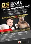 Christian Hammer vs Kevin Johnson - full fight Video 2013-12-20
