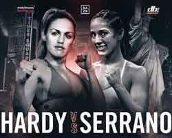 Heather Hardy vs Amanda Serrano full fight Video 2019 WBC