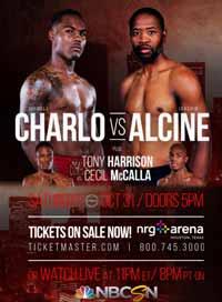Tony Harrison vs Cecil McCalla - full fight Video 2015 result