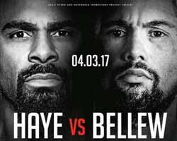 David Haye vs Tony Bellew - full fight Video 2017 result