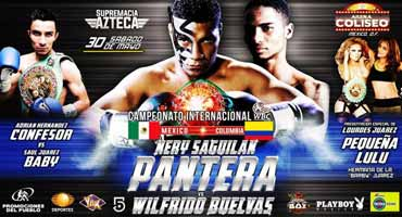 Adrian Hernandez vs Saul Juarez - full fight Video 2015 result