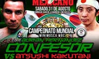 Adrian Hernandez vs Atsushi Kakutani - full fight Video pelea WBC 2013