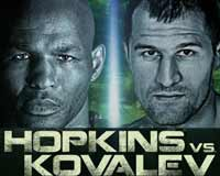 Hopkins vs Kovalev - full fight Video 2014 result WBA