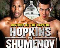 Bernard Hopkins vs Beibut Shumenov - full fight Video 2014 WBA IBF