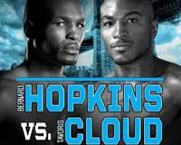 Bernard Hopkins vs Tavoris Cloud - full fight Video IBF 2013
