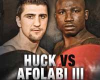 Marco Huck vs Ola Afolabi 3 - full fight Video WBO 2013
