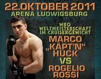 Marco Huck vs Rogelio Omar Rossi - full fight video pelea - VIDEO