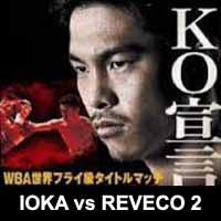 Kazuto Ioka vs Juan Reveco 2 - full fight Video 2015 WBA