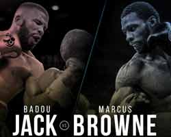 Badou Jack vs Marcus Browne full fight Video 2019