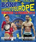 Devis Boschiero vs Romain Jacob - full fight Video 2014-2-14