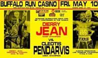 Dierry Jean vs Cleotis Pendarvis - full fight Video 2013 AllTheBestVideos