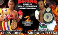 Chris John vs Simpiwe Vetyeka - full fight Video 2013 WBA IBO