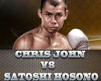 Chris John vs Satoshi Hosono - full fight Video WBA 2013