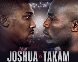 Anthony Joshua vs Takam full fight Video 2017 IBF WBA