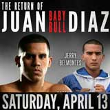 Juan Diaz vs Pipino Cuevas Jr - full fight Video pelea 2013