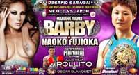 Mariana Juarez vs Naoko Fujioka - full fight Video 2015 pelea