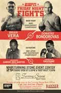 Umberto Savigne vs Jackson Junior - full fight Video 2013