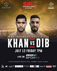 Amir Khan vs Billy Dib - full fight Video 2019