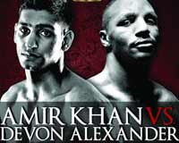 Amir Khan vs Devon Alexander - full fight Video 2014 result