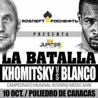 Alfonso Blanco vs Khomitsky - full fight Video 2015 WBA