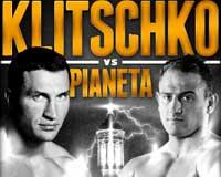 Wladimir Klitschko vs Francesco Pianeta - full fight Video WBA 2013