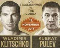 Wladimir Klitschko vs Kubrat Pulev - full fight Video 2014 result