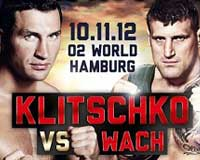 Wladimir Klitschko vs Mariusz Wach - full fight Video WBA title 2012