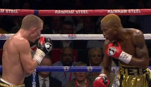 Zolani Tete vs Paul Butler - full fight Video 2015 Ibf result