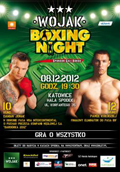 Damian Jonak vs Jackson Osei Bonsu - full fight Video 2012