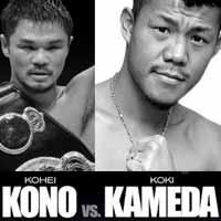 Kohei Kono vs Koki Kameda - full fight Video 2015 WBA