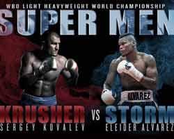 Sergey Kovalev vs Eleider Alvarez full fight Video 2018 WBO