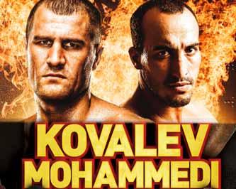 Sergey Kovalev vs Mohammedi - full fight Video 2015 WBA