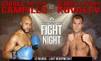 Sergey Kovalev vs Gabriel Campillo - full fight Video pelea 2013