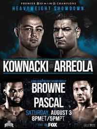 Adam Kownacki vs Chris Arreola full fight Video 2019