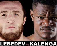 Denis Lebedev vs Youri Kalenga - full fight Video 2015 WBA