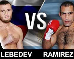 Denis Lebedev vs Victor Ramirez - full fight Video 2016 IBF