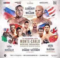 Denis Lebedev vs Mike Wilson full fight Video 2018